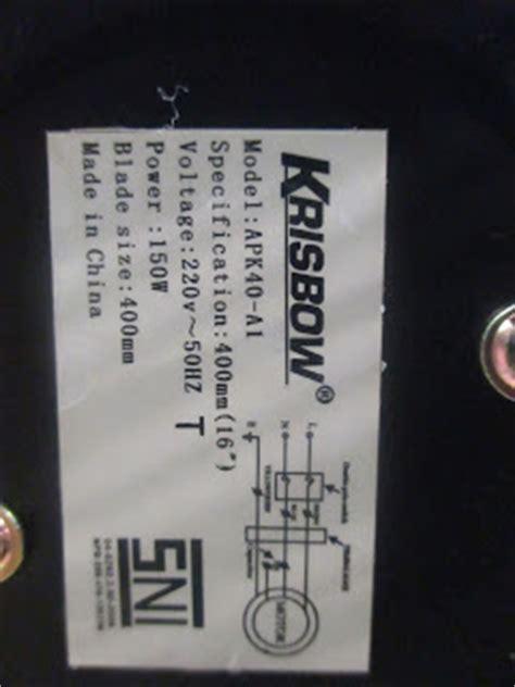 axial fan krisbow 20 inch dan 16 inch blower gn technologies