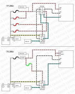 Upgrade Electric System  Alternator  Fusible Links  Remove