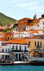Saronic Greece Hydra Island