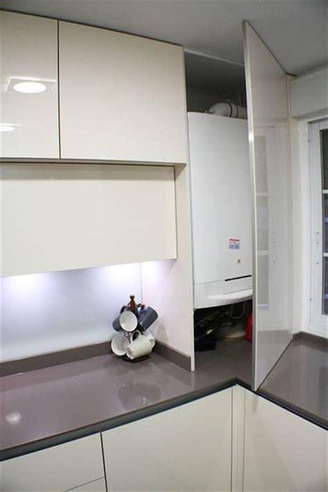 calderas demasiado grandes en cocinas pequenas pisos al