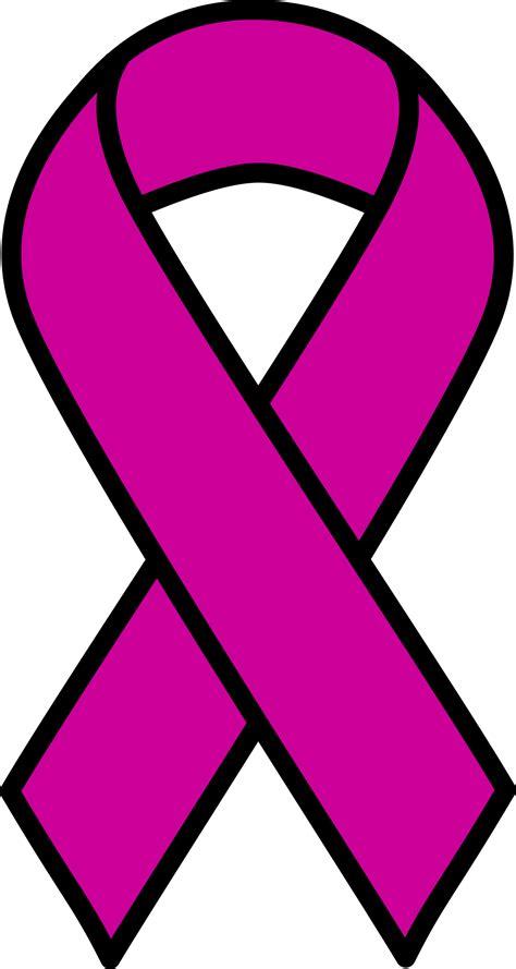 Ribbon Clip Purple Cancer Ribbon Clip 101 Clip