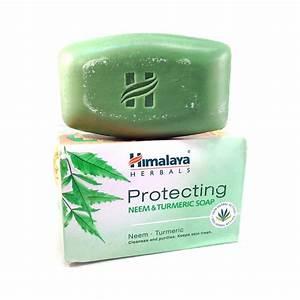 Himalaya Protecting Neem & Turmeric Soap (cleanses & purifies)