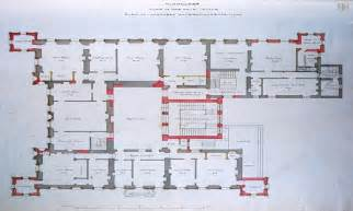 highclere castle interiors highclere castle floor plan