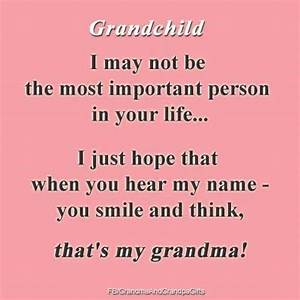 1272 best Nanny... Nanny And Grandson Quotes