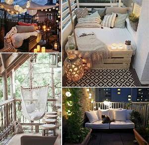 Over, 20, Cozy, Ideas, To, Decorate, Your, Balcony