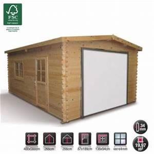 Garage Bois 20m2 : garage bois 20m2 comparer 48 offres ~ Melissatoandfro.com Idées de Décoration