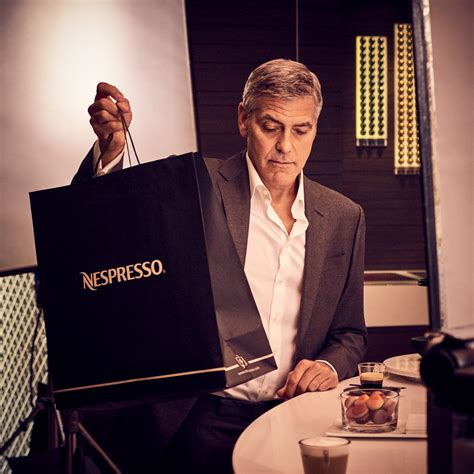 Nespresso Change Nothing with George Clooney   The Inspiration Room