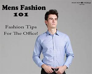 Men's Fashion 101: Formal Wear Tips for First Day at Work ...