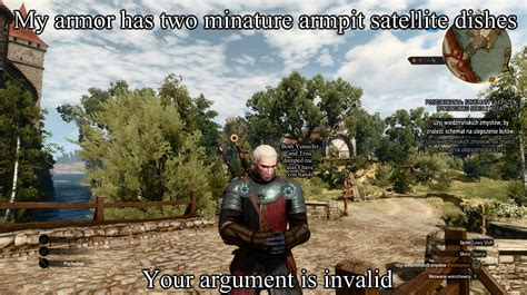 Witcher 3 Memes - what s the best looking witcher 3 armor for you by someordinaryguy meme center