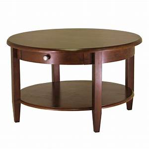 concord round coffee table coffee tables at hayneedle With small round coffee tables for sale