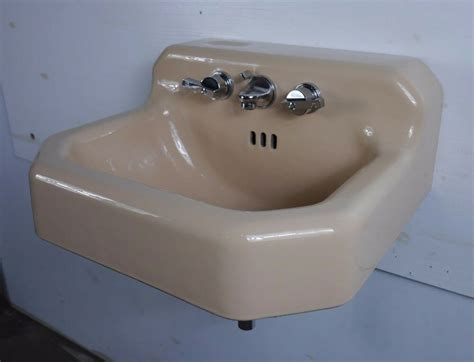 antique vintage american standard bathroom sink ledgewood