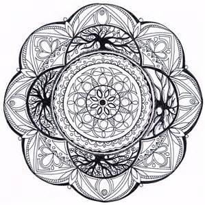 free illustration mandala zentangle 4 seasons free image on pixabay 1323803