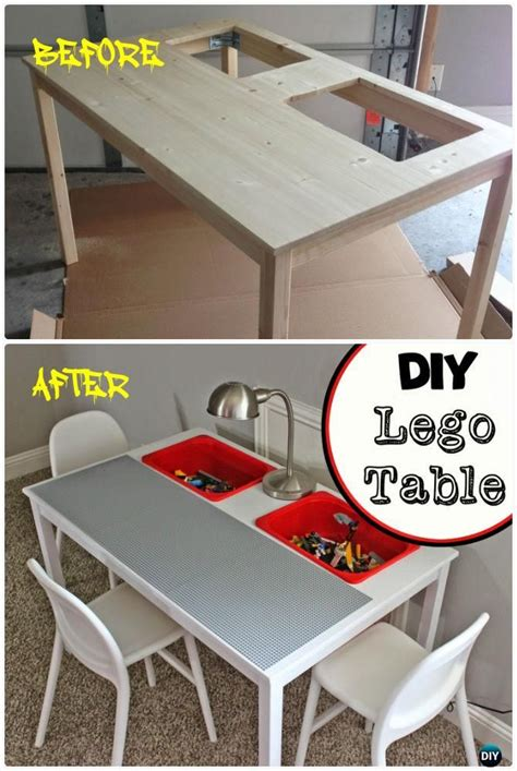 1000+ Ideas About Lego Table Ikea On Pinterest  Lego Play