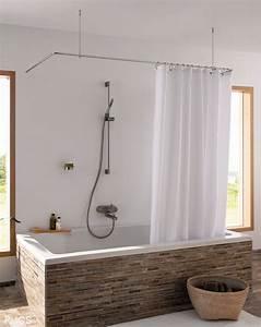 Duschvorhangstange Für Badewanne : duschvorhangstange aus edelstahl cns f r dusche badewanne ~ Watch28wear.com Haus und Dekorationen
