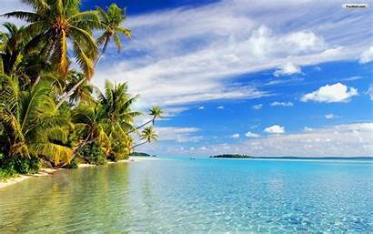 Desktop Beach Background Wallpapers Put Examples Clear