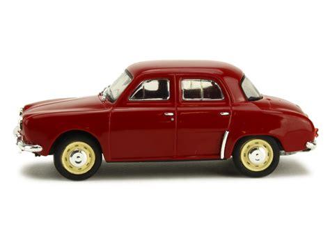 Renault - Dauphine 1963 - Norev - 1/43 - Autos Miniatures ...