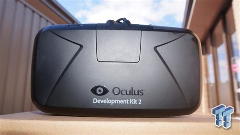oculus vr rift dk unboxing throughglass