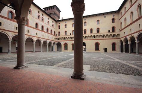 Cortile Della Rocchetta Sforzesco by Sito Ufficiale Sforzesco Il Sforzesco