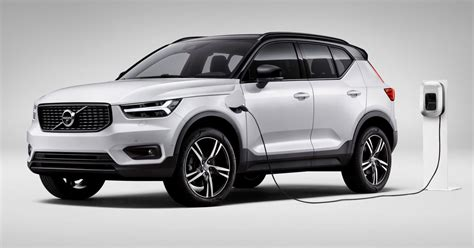 volvo xc  electric   launched