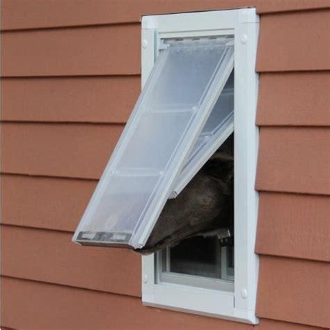 patio pacific endura flap wall mount pet door
