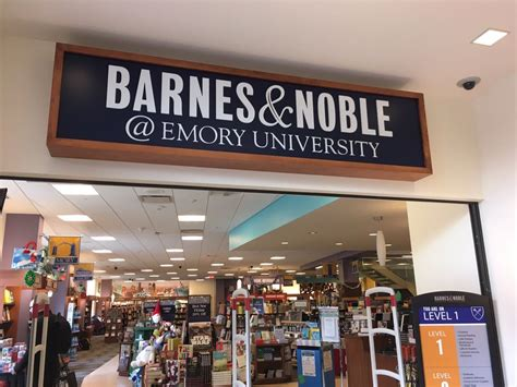 Barnes And Noble @ Emory University