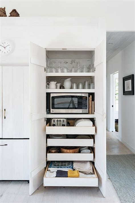 Armário de Cozinha Planejado: 60 Ideias e Dicas para Organizar