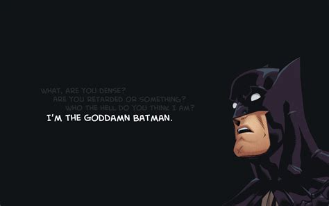 batman dc comics quote simple background wallpapers hd