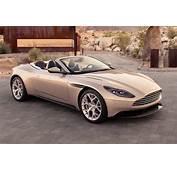 Aston Martin DB11 Volante Open For Business  CAR Magazine