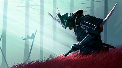 Samurai Warrior Fantasy 4k Medieval Warriors Awesome