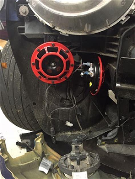hella horn kit db  motor works
