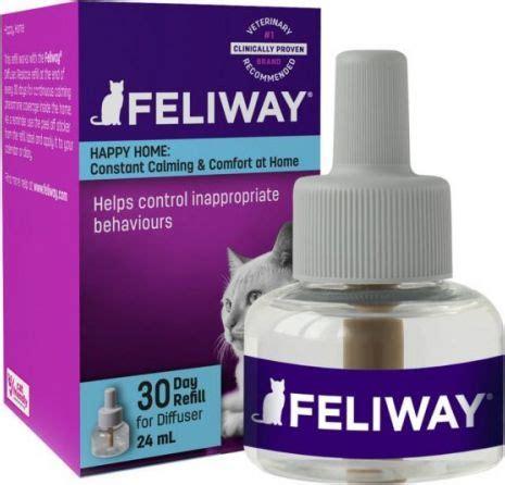 Veselībai :: Feliway Refill - Nomierinošais līdzeklis ar kaķu feromonu (papildinātājs), 1gb x ...