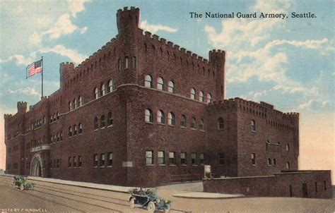 national guard armories  washington historylinkorg
