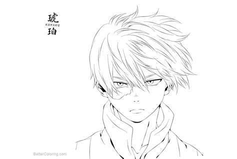 Hd Exclusive Toga My Hero Academia Coloring Pages Coloring