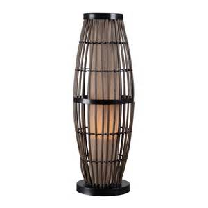 kitchen faucets bronze finish outdoor table l with rattan cage and shade 32247rat destination lighting