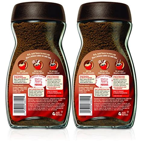 nescafe clasico instant coffee ounce pack   buy
