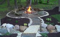 perfect patio fire pit design ideas Off-Grid Home Sweet Home: Backyard Fire Pit Ideas...