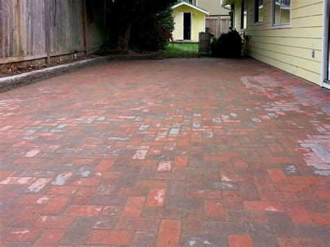 spanaway paver patio and retaining wall ajb landscaping