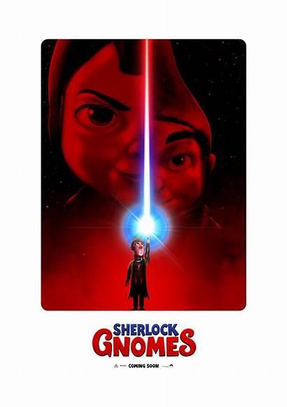 Sherlock Gnomes Gnomeo Juliet Poster Posters Dvd