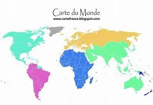 Carte Du Monde Metallique : carte du monde d partement r gion carte france d partement r gion ~ Teatrodelosmanantiales.com Idées de Décoration