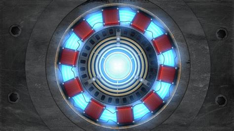 Arc Reactor Wallpapers Wallpaper Cave