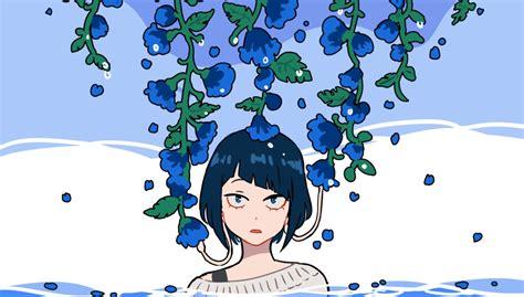 Download 1920x1080 Wallpaper Anime Girl Kyoka Jiro Boku