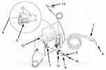 Campbell Hausfeld WG2164 Parts Diagram for Arc-Welder Parts