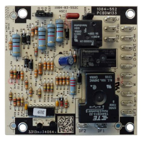 goodmanamanajanitrol circuit boards goodman repair parts
