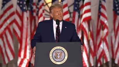 Trump Speech Rnc Nomination Republican Accepting President