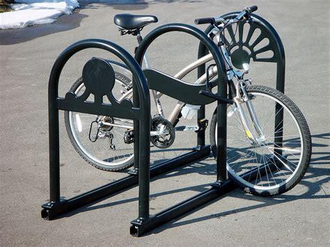 Railmount Bike Rack Cyclesafe