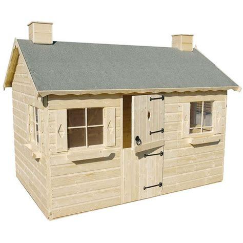 merveilleux cabane de jardin leroy merlin 8 maison en bois pour enfant pas cher digpres