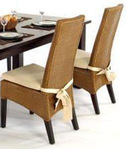 coussin pour chaise en rotin coussin de chaise ines