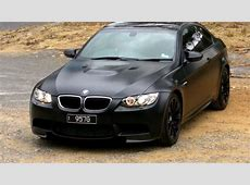 2010 BMW M3 E92 Frozen Black For Sale YouTube