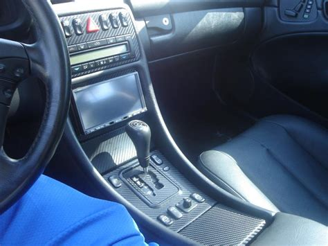 pics  carbon fiber interior upgrade mbworldorg