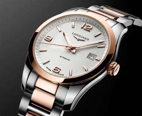 conquest classic  collection  longines